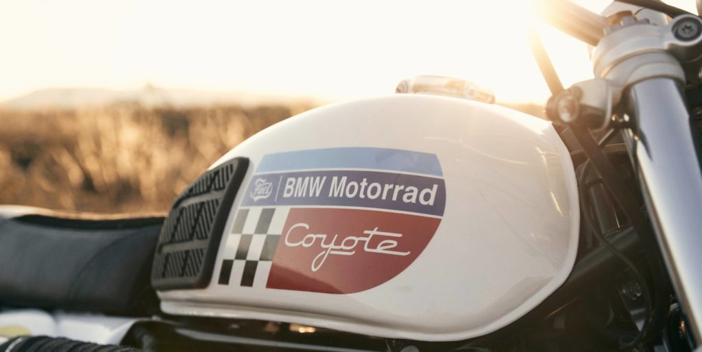 BMW R NineT Coyote - Fuel Motorcycles - Rust and Glory - 11