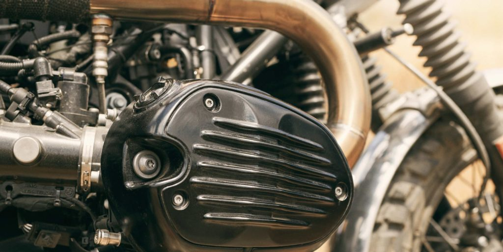 BMW R NineT Coyote - Fuel Motorcycles - Rust and Glory - 13