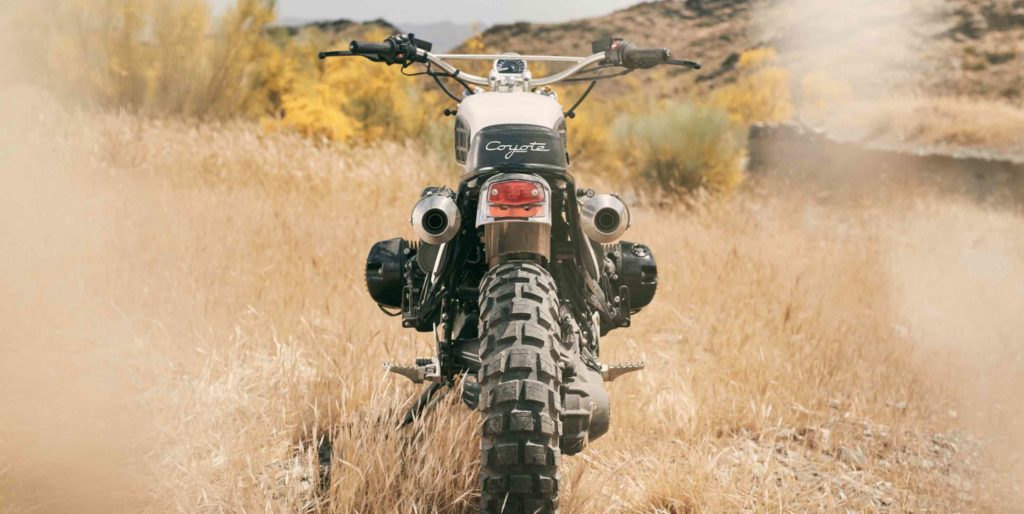 BMW R NineT Coyote - Fuel Motorcycles - Rust and Glory - 2