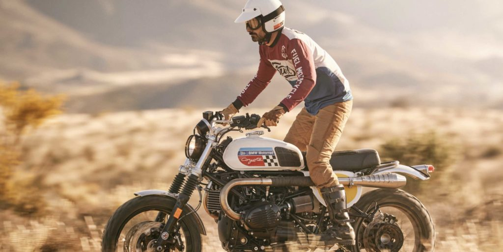 BMW R NineT Coyote - Fuel Motorcycles - Rust and Glory - 3