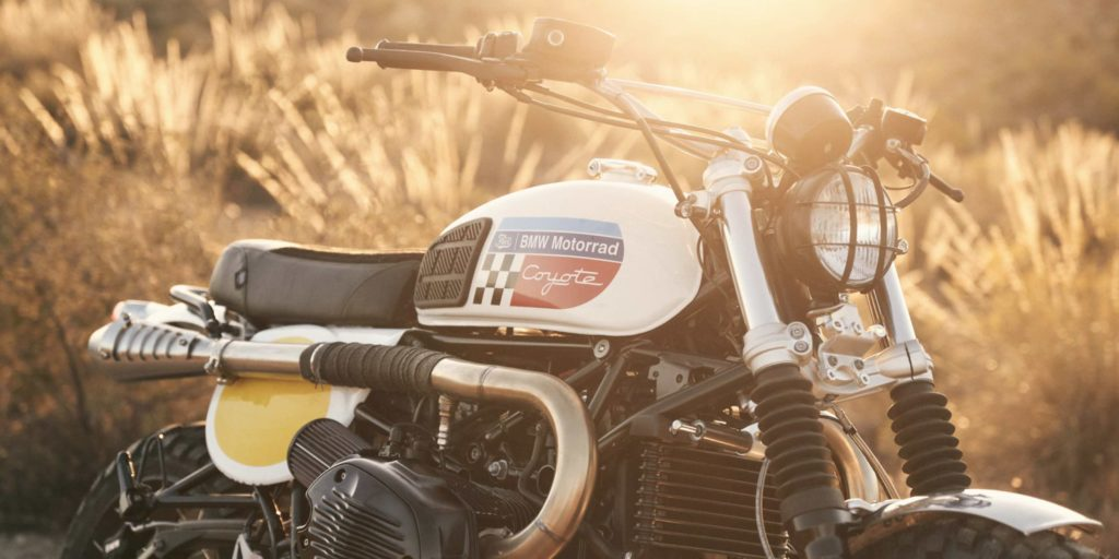 BMW R NineT Coyote - Fuel Motorcycles - Rust and Glory - 4