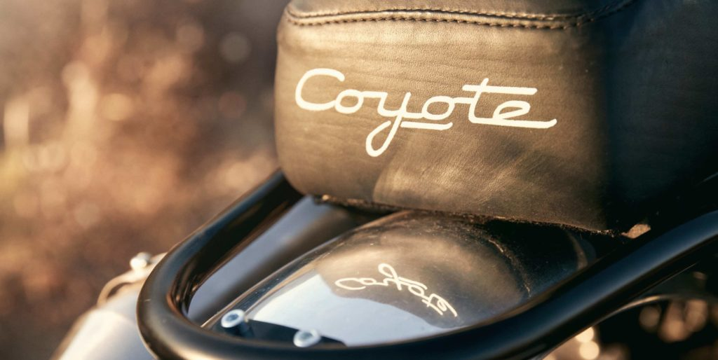 BMW R NineT Coyote - Fuel Motorcycles - Rust and Glory - 9