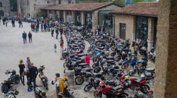 I papillon e le gloriose Mille Miglia. Il Distinguished Gentleman's Ride 2019 conquista Brescia