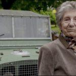 Dorothy e la sua Land Rover. Un incontro emozionante 70 anni dopo
