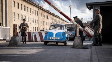 The Small Escape, il cortometraggio che celebra la liberta. A bordo di una BMW Isetta
