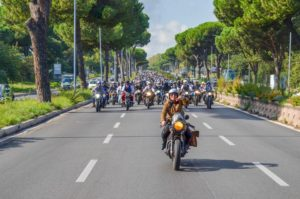 distinguished gentleman's ride roma