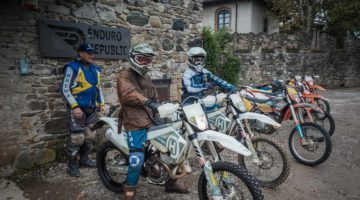 Enduro Republic School. L'Università dell'Enduro