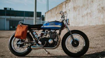 Kawasaki Z400 Outlaw: bellezza fuorilegge