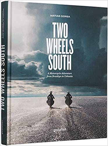Two Wheels South è più di un libro: è una preziosa testimonianza di vita vissuta. Acquistalo su Amazon